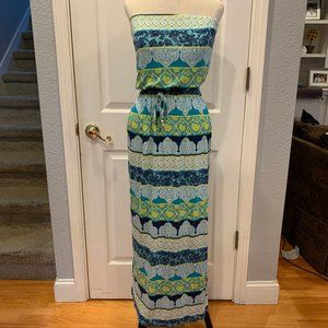 Old Navy Strapless Maxi Dress - Size XS